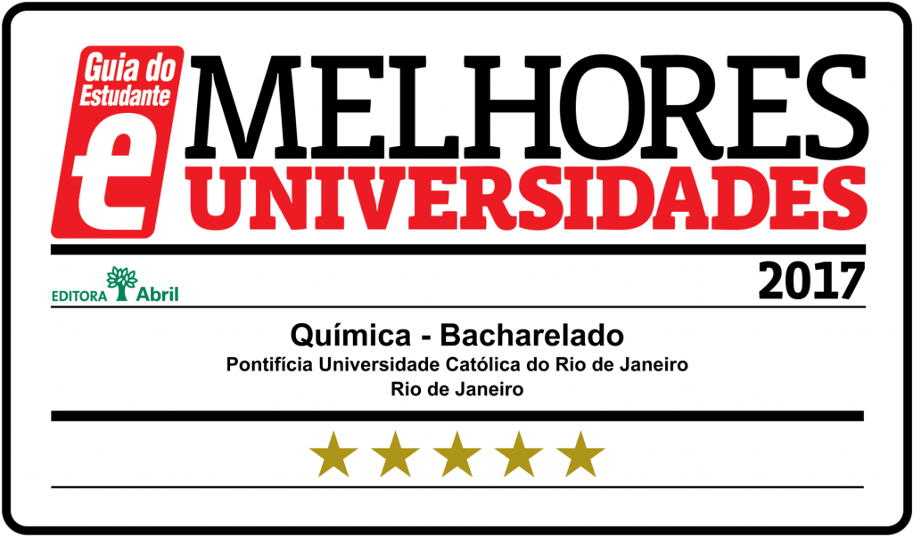 Química PUC-Rio 5 estrelas